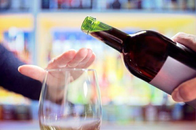 Avoid high Alcohol Consumption