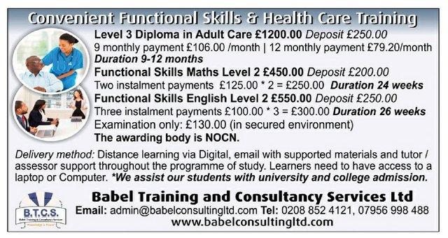 Babel Training