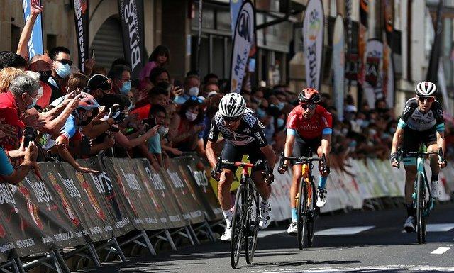Romain Bardet (Team DSM) wins Vuelta a Burgos