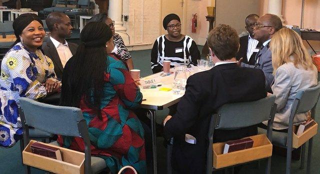 UK Parliamentarians meet Nigerian Diaspora