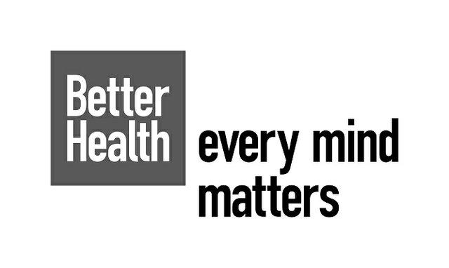 Better Health - Every Mind Matters logo