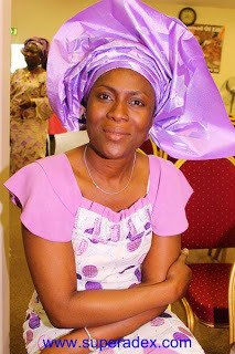 Mrs.Omodolapo Yetunde Olotu-Jagha