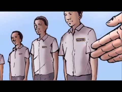 The Life and Times of Nelson Mandela (1) - Animated Video