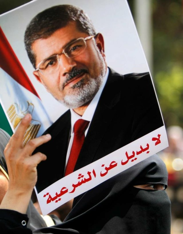 Mohamed Morsi - Ousted