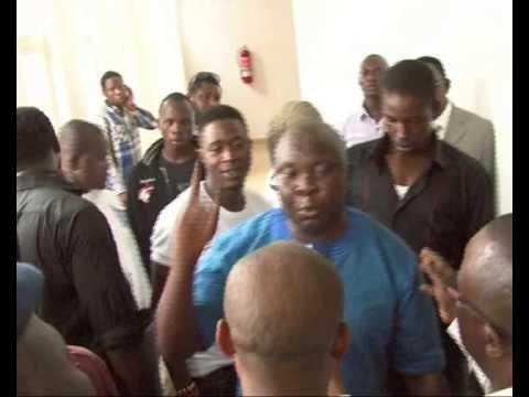 Legislator attempts to break into Rivers Assembly
