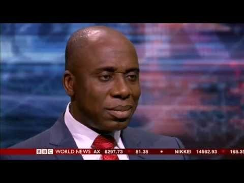 BBC Hardtalk speaks to Rotimi Amaechi