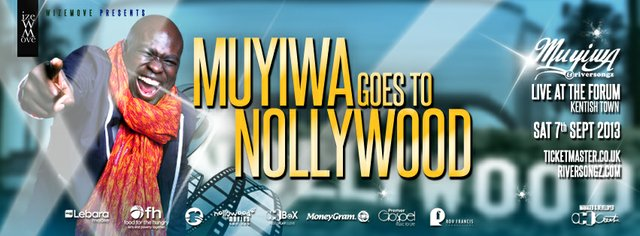 Muyiwa goes to Nollywood