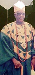 Oba Funso Adeolu