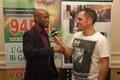 Ayan De First being interviewed.JPG