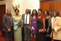 Celebrating with GAB Award recipients - Ken Smart Otukoya (3rd from left) and Maxine Igbinedion (far right).JPG