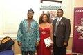 Cllr Ade Aminu, Lydia Kemunto Cutler and Edgar Georgestone.JPG