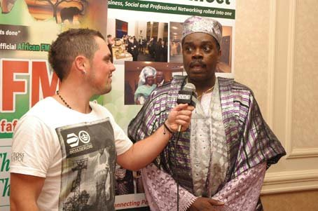 GAB Founder & CEO, Femi Okutubo speaking to a journalist.JPG