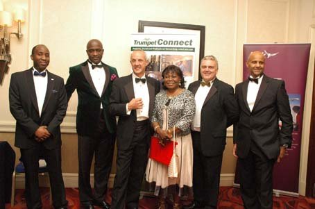 Guests from MetLife including Babatunde Adu, Babatunde Loye,Steve Fuller, Grace Somorin, Mattthew Harch and Ken Oakley  .JPG