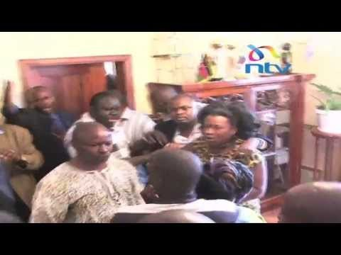 Governor slaps female MP