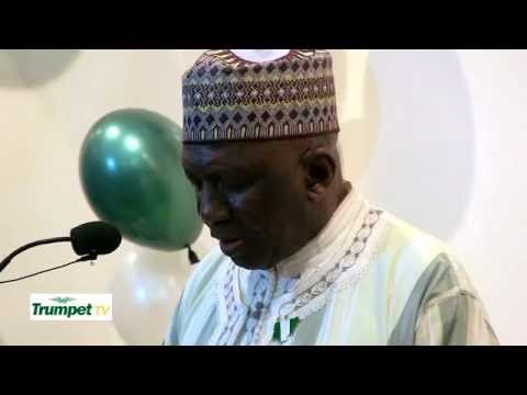 Nigeria's 53 years Independence Celebration in London - High Commissioner's (Full) Speech