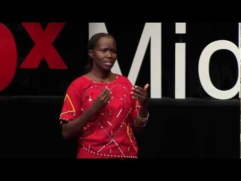 Kakenya Ntaiya - the girl who demanded school